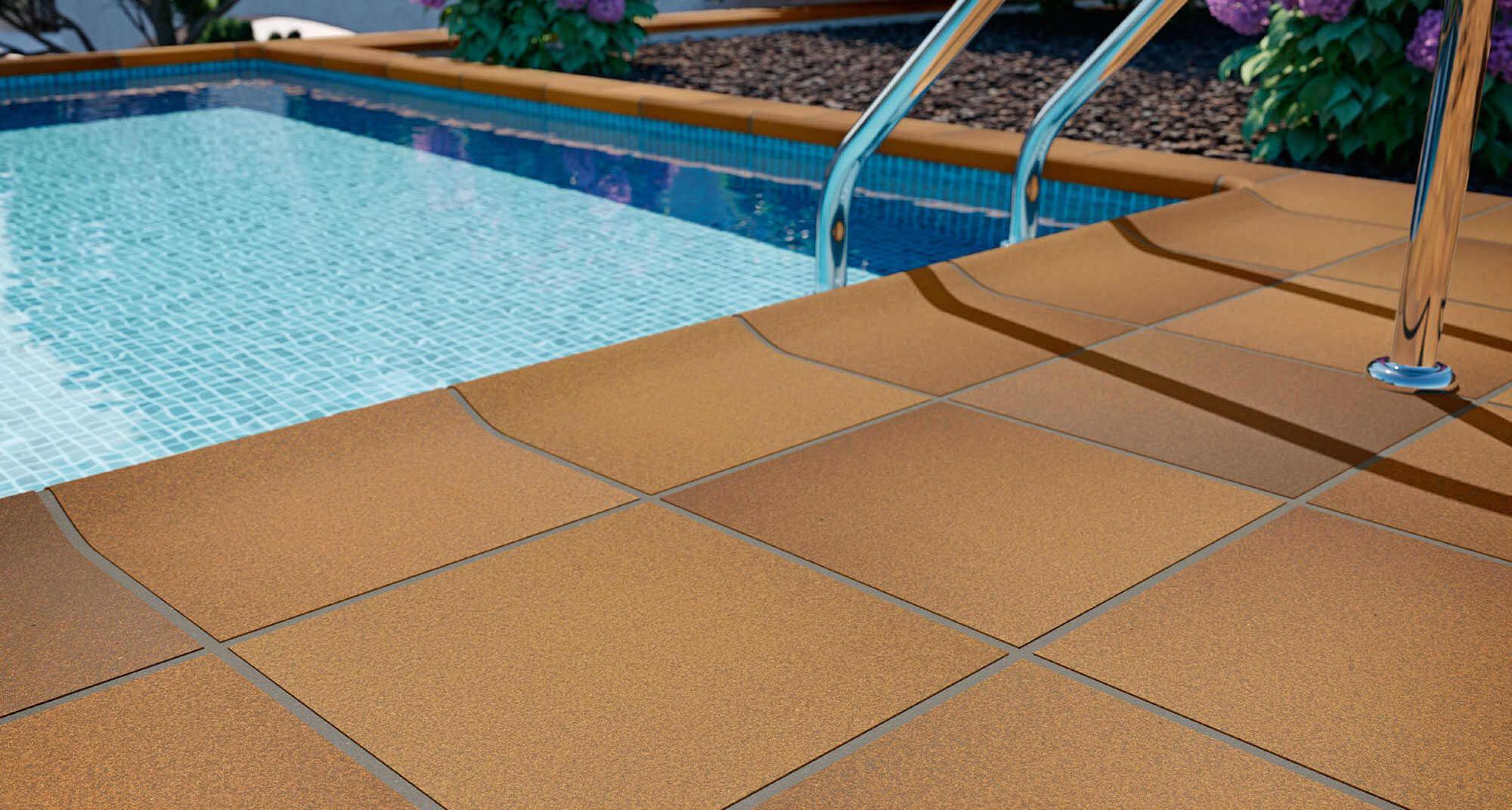 suelos para poner alrededor piscina